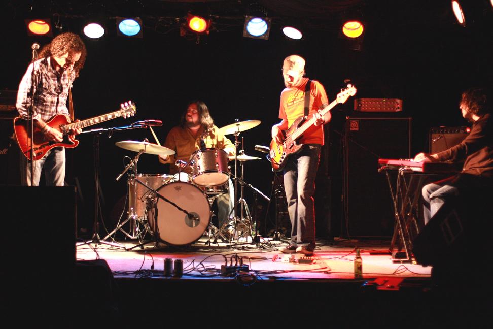 Wiser Time - Steve Decker - Jon Cornell - Rob Clores