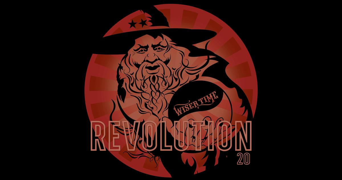 REVOLUTION 20